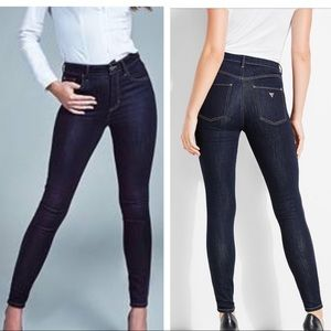 NWOT Guess Soft Luxe Super High-Rise Jeans